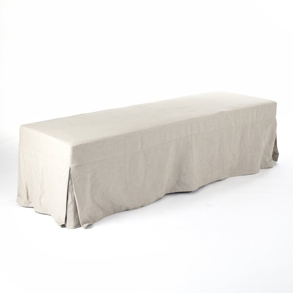 Sadie Upholstered Bench by Zentique