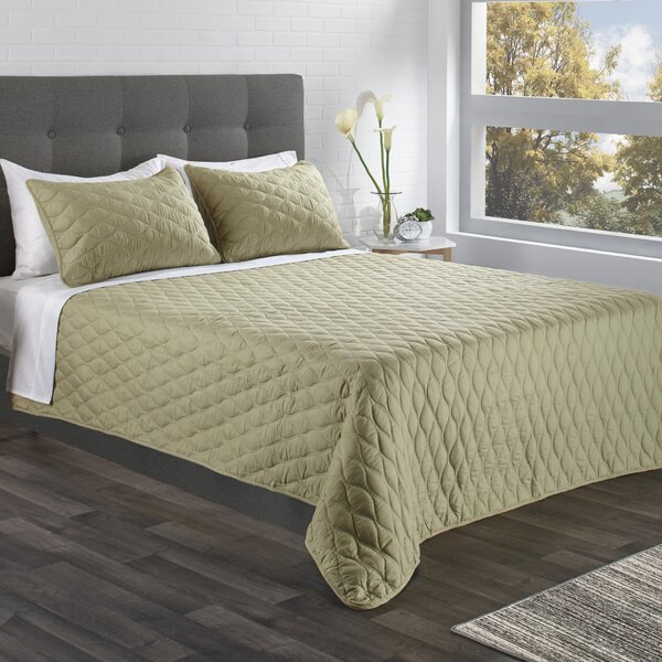 Rolle Serenity Coverlet Set by Winston Porter