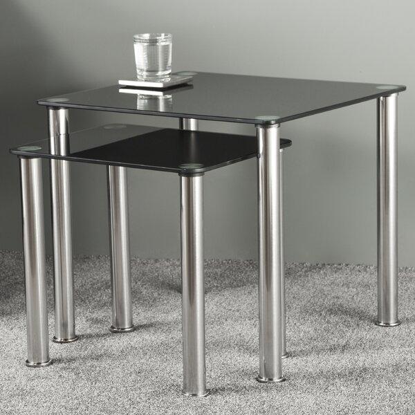 Everill 2 Piece Nesting Tables (Set Of 2) By Orren Ellis