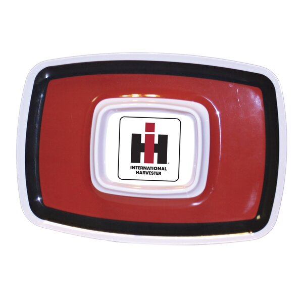 International Harvester Melamine Chip and Dip Tray by MotorHead Products