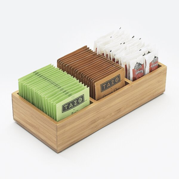 3 Compartment Packet/Condiment Holder by Cal-Mil