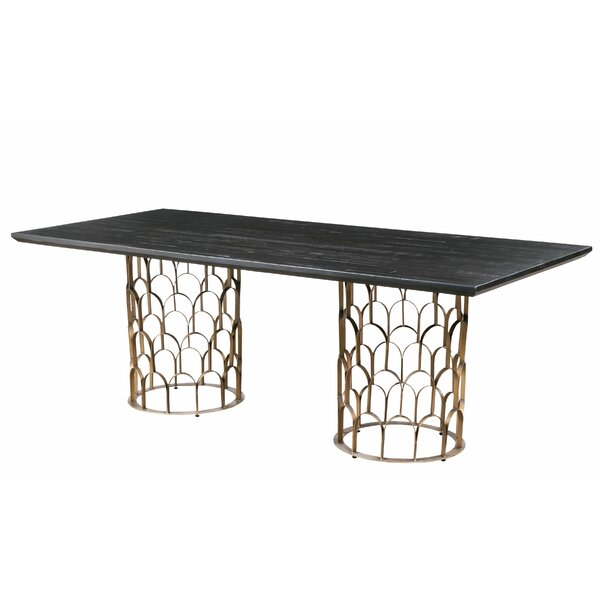 Lavine 5 Piece Dining Set by Everly Quinn