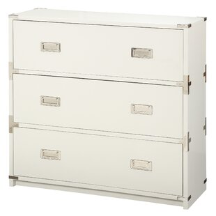 Norene 3 Drawer Chest