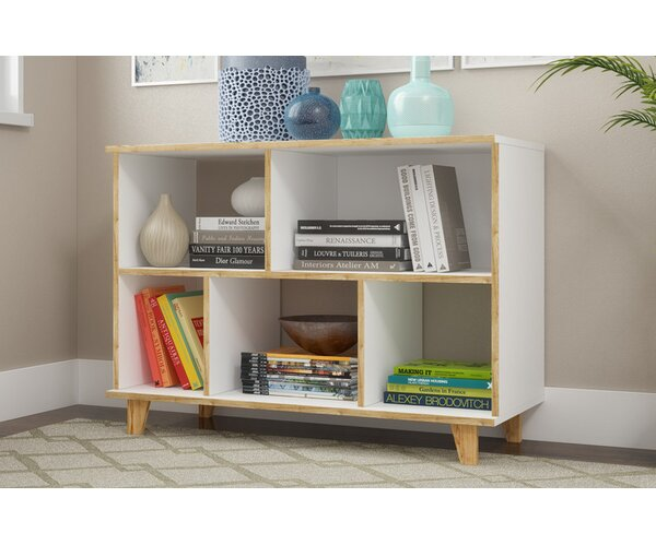 Kolton Cube Unit Bookcase by George Oliver