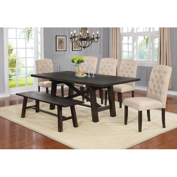 Greenstein 7 Piece Drop Leaf Dining Set by Gracie Oaks