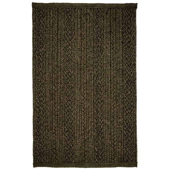 Laguna Mocha Braided Indoor/Outdoor Area Rug by Homespice Decor