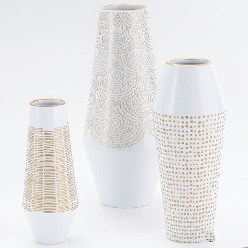 Ballinger Cylinder Small Vase by DwellStudio