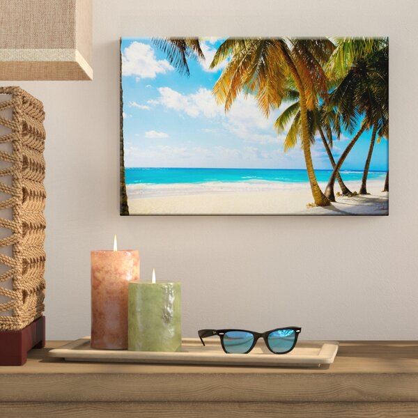 Photographic Print on Wrapped Canvas by Bay Isle H