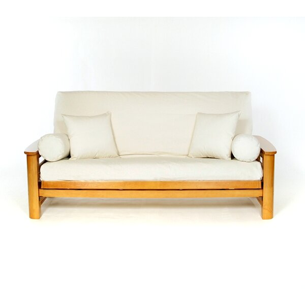 Box Cushion Futon Slipcover By Red Barrel Studio Spacial Price