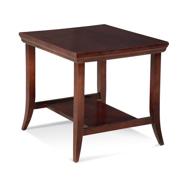 Rockefeller End Table with Strorage by Braxton Culler Braxton Culler