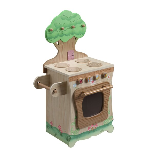 Forest Kitchen Stove by Teamson Kids