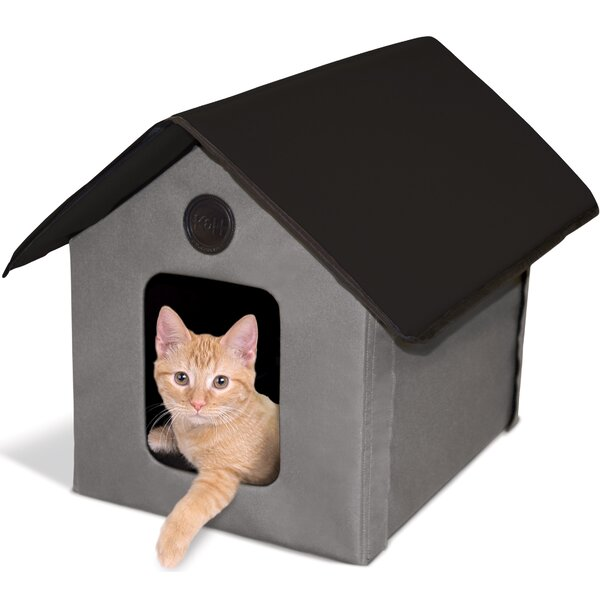 Outdoor Kitty House (Unheated) by K&H Manufacturing