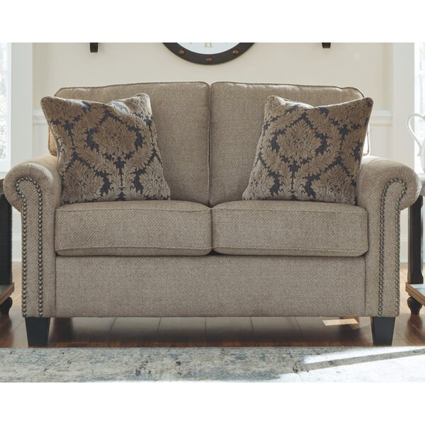 Our Special Valle Loveseat by Alcott Hill by Alcott Hill