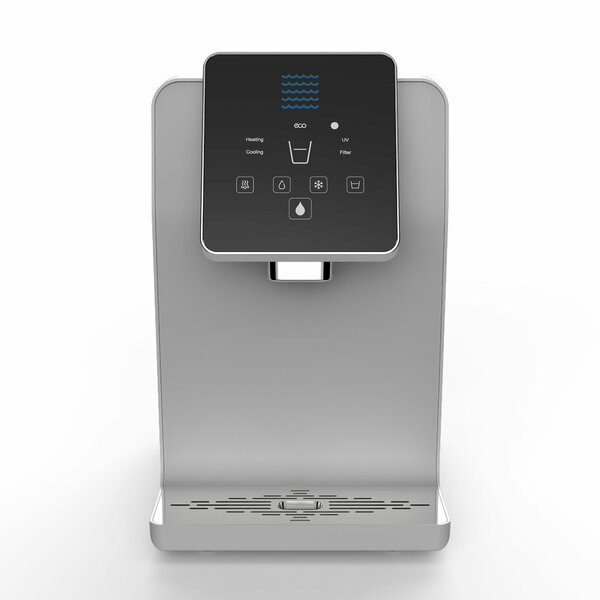 Bottleless Countertop Hot, Cold, and Room Temperature Electric Water Cooler by Drinkpod USA