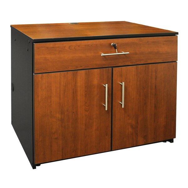 2 Door Storage Cabinet by Marco Group Inc.