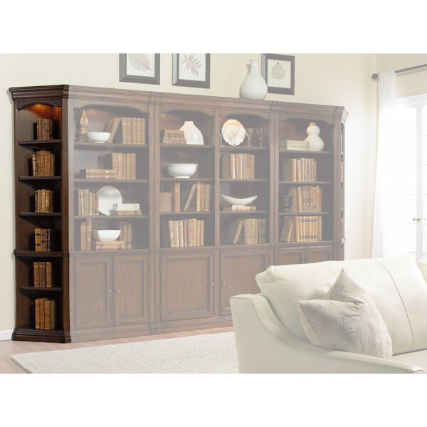Cherry Creek Corner Unit Bookcase by Hooker Furniture