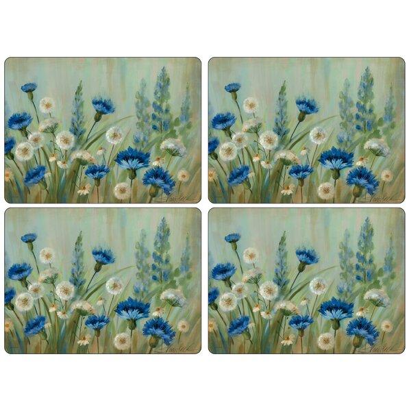 Fleurs des Champs Placemat (Set of 4) by Pimpernel