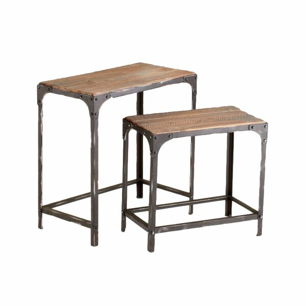 Winslow 2 Piece Nesting Tables by Cyan Design