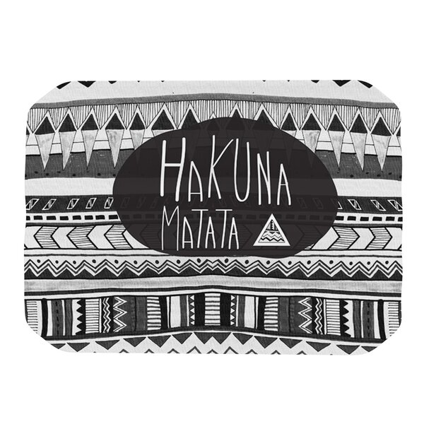 Hakuna Matata Placemat by KESS InHouse