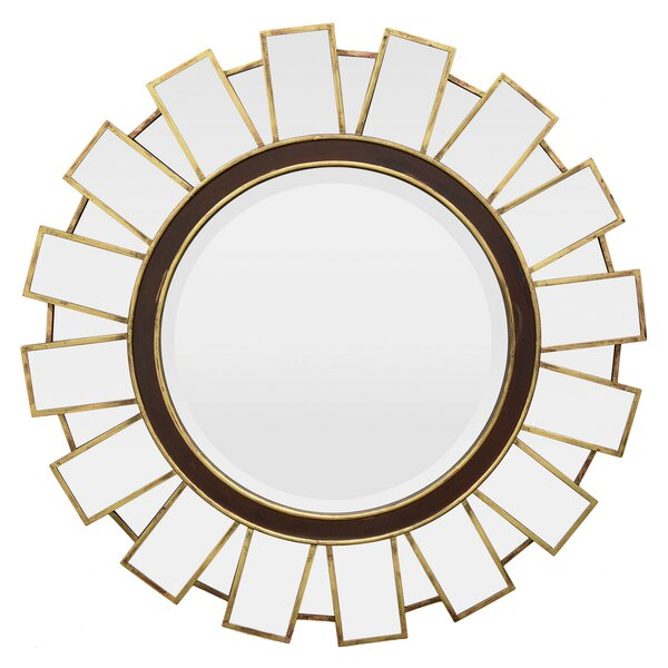 Meyerson Sun-Ray Accent Mirror by Bloomsbury Market