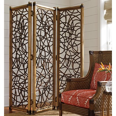 Tommy Bahama Exuma Panel Room Divider Room Dividers
