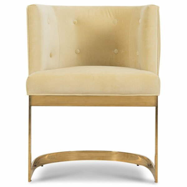 Ibiza Upholstered Dining Chair by ModShop