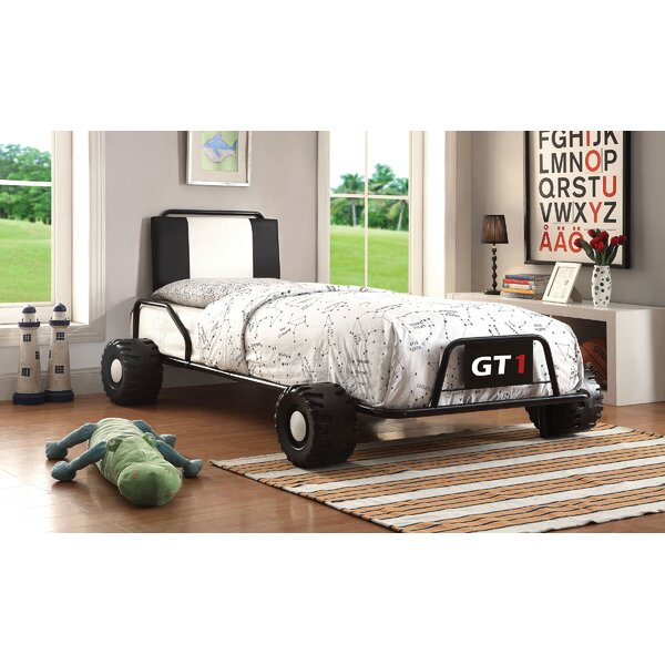Bromsgrove Twin Car Bed by Zoomie Kids
