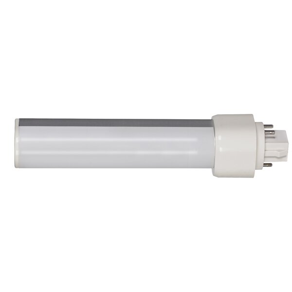 9W Frosted G24q-1 LED Light Bulb by Satco