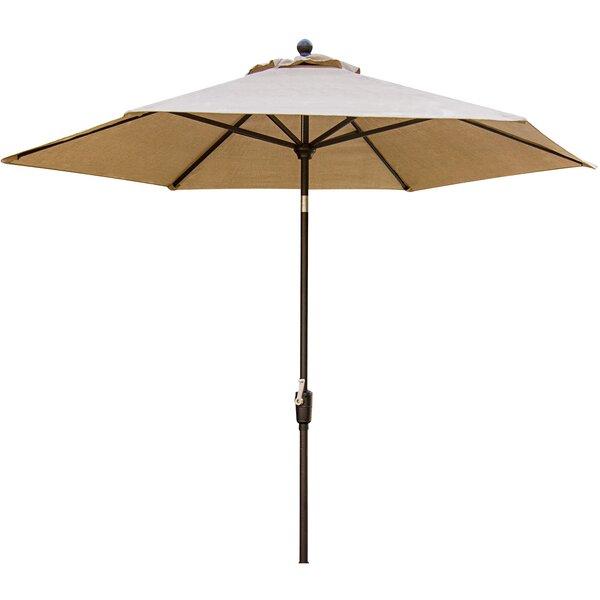 Annia 11' Market Umbrella by Bayou Breeze