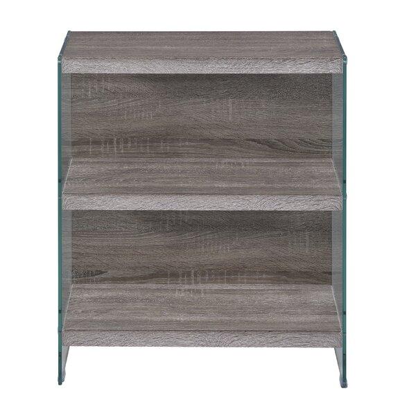 Salsbury Standard Bookcase by Ebern Designs