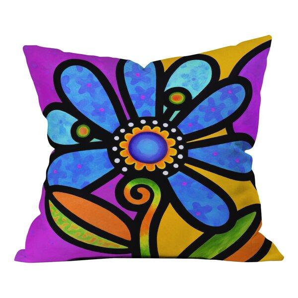 Steven Scott Indoor/Outdoor Throw Pillow by Deny Designs