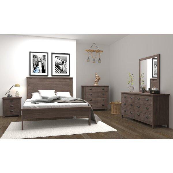 Barna Platform Configurable Bedroom Set by Gracie Oaks