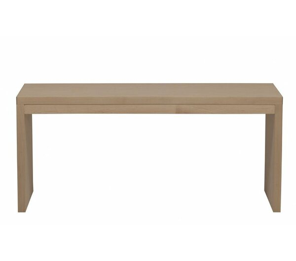 Kadon One Seat Wood Bench by Orren Ellis