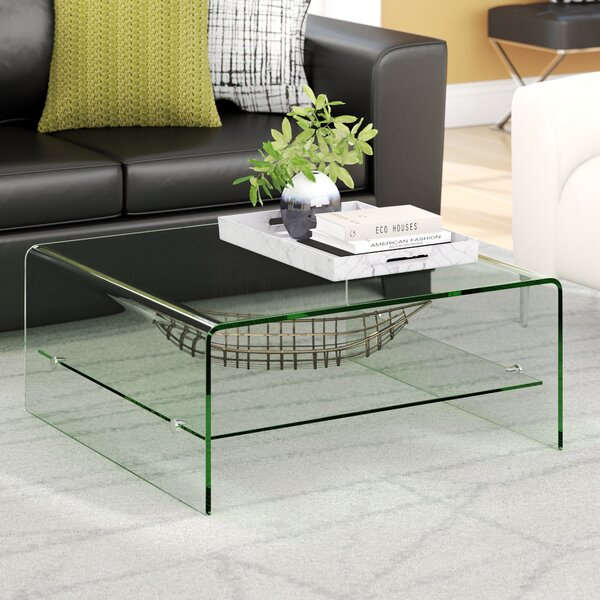Cornish Hills Coffee Table by Wade Logan