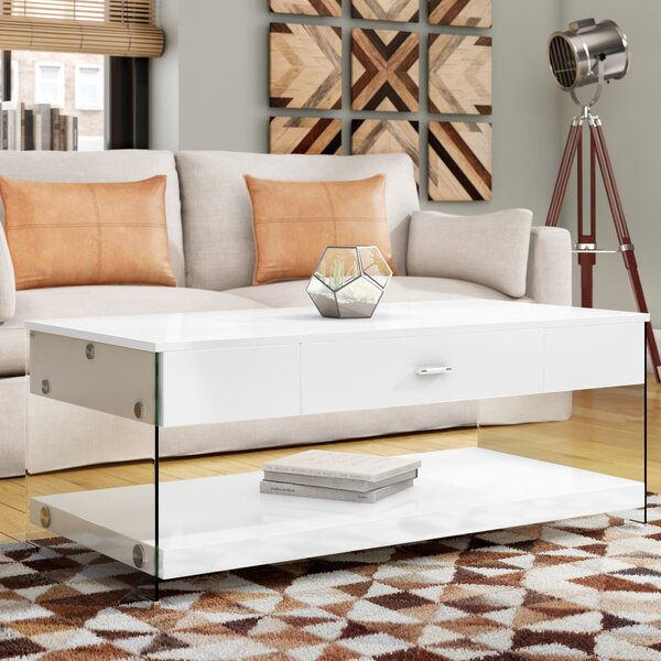Guero Contemporary Coffee Table by Trent Austin Design