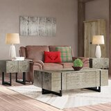 Nieves 3 Piece Coffee Table Set by Brayden Studio®