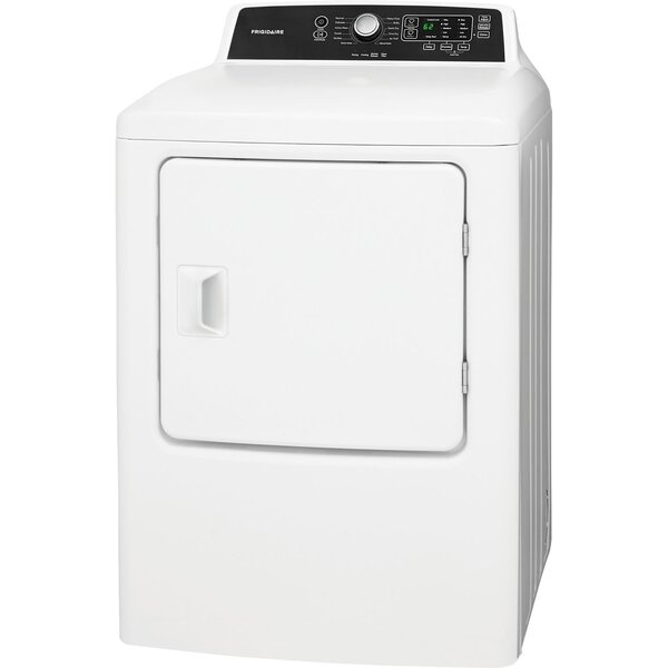 6.7 cu. ft. Electric Dryer by Frigidaire