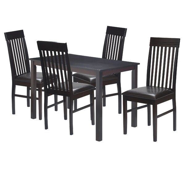 5 Piece Dining Set by Gift Mark