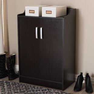Shoe Storage Cabinet by Winston Porter