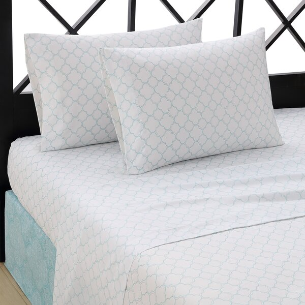 Flaxville 4 Piece Sheet Set by Ophelia & Co.