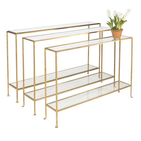 Console Table by Worlds Away Worlds Away