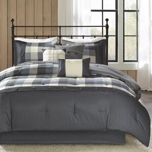 king city 7 piece comforter set