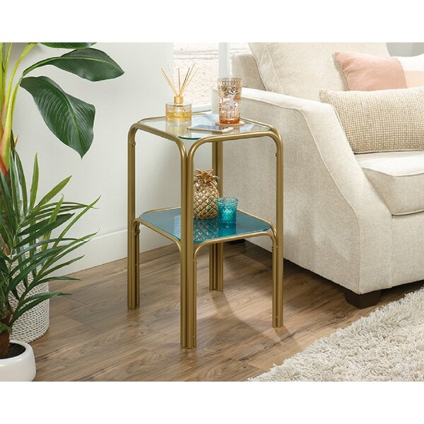 Cull End Table by Everly Quinn Everly Quinn