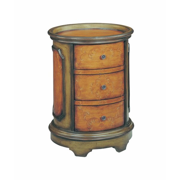 Tuoi Natalie End Table By World Menagerie