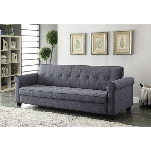 Atchley Convertible Sofa by Canora Grey