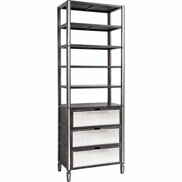 Acushnet Etagere Bookcase by 17 Stories