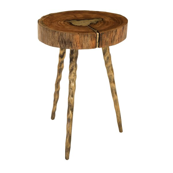 Molten End Table by Phillips Collection
