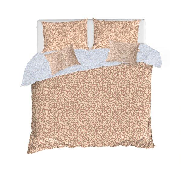 Aakeem 5 Piece Sherpa Comforter Set