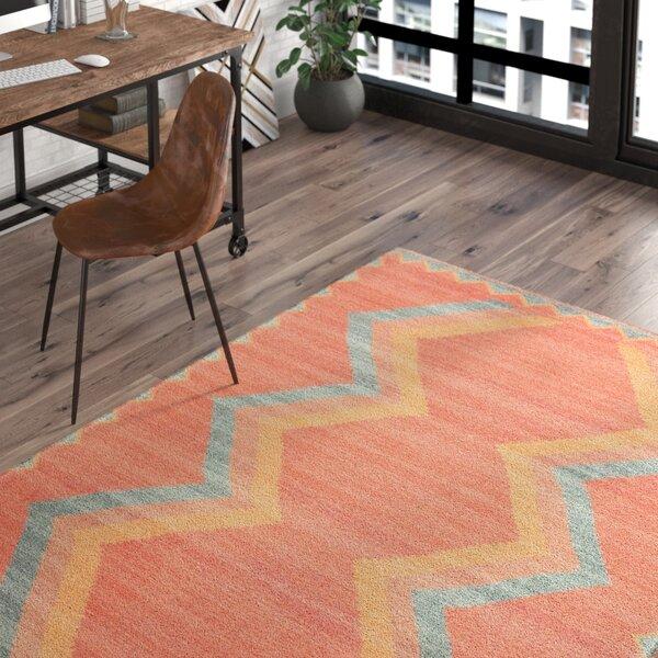 Joplin Tangerine Area Rug by Trent Austin Design