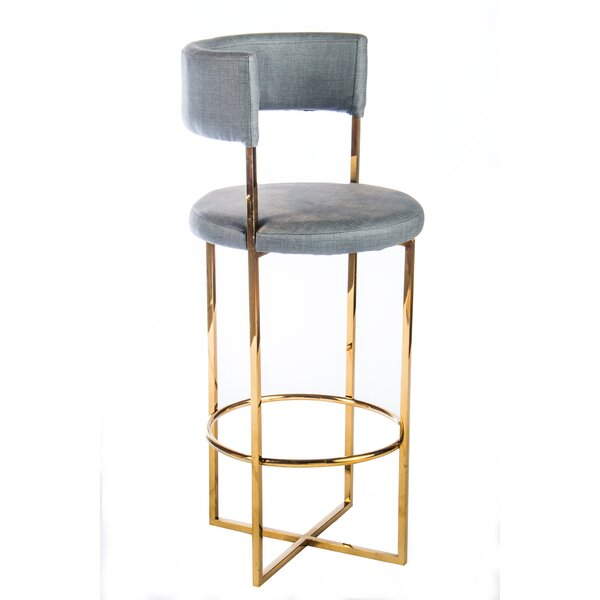 Carrie 28 Bar Stool by Statements by J